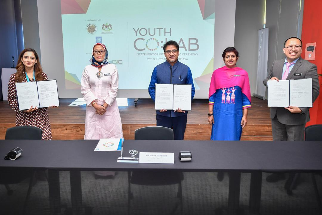 Signed, Sealed, Delivered. Malaysia to Host Youth Co:Lab 2021
